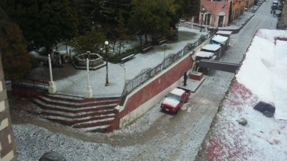 nevada REal de CAtorce 27 enero 2