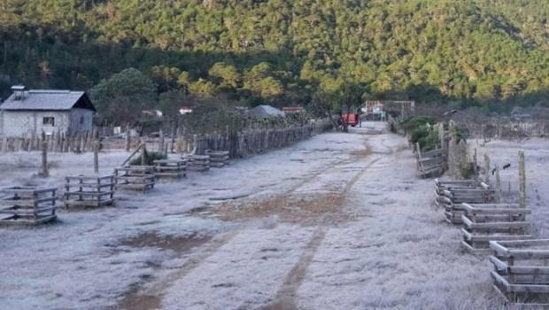 nieve hielo Xilitla