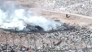 Photo of Provocan incendio en Peñasco; Vigue lo difunde