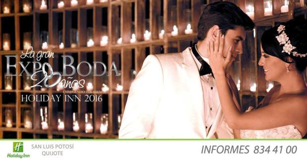 La Gran Expo Boda Holiday Inn 2016