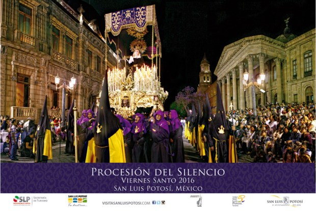 Semana Santa San Luis Potosí 2016