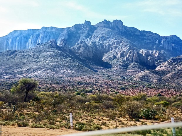 Sierra San Miguelito Lucy Nieto