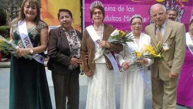 Photo of Realizan el evento «Reina de los Adultos Mayores 2016»