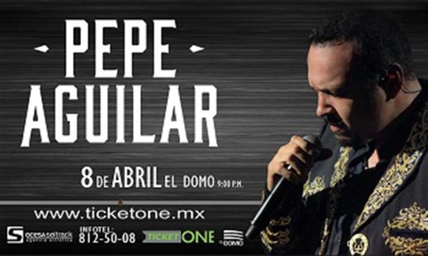 Pepe Aguilar en San Luis Potosí @ El Domo