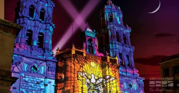Fiesta de Luz 2016 Vialucis Potosino @ Plaza de Armas | San Luis Potosí | San Luis Potosí | México