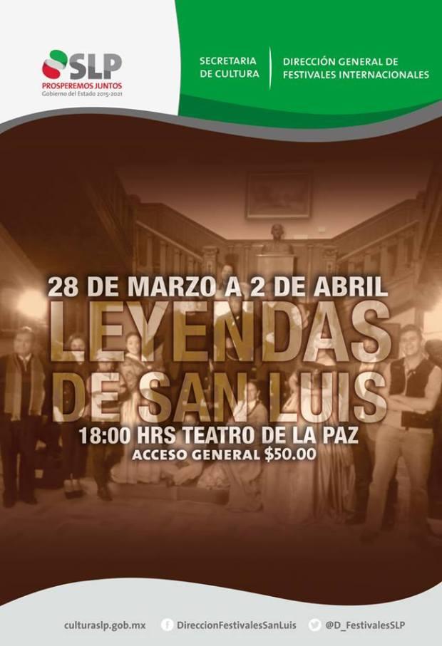 Leyendas de San Luis