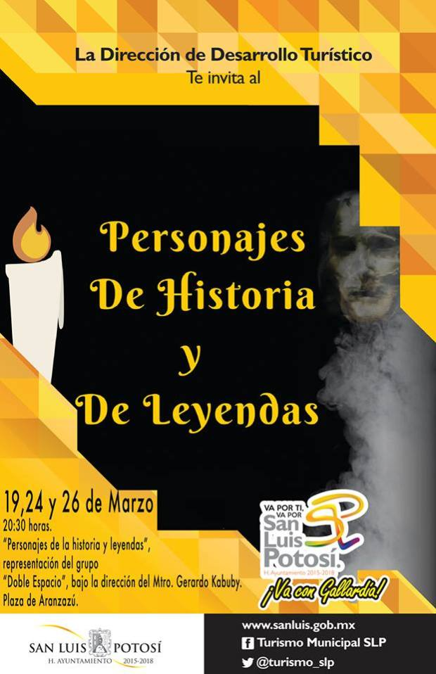 Personajes de Historia y Leyendas