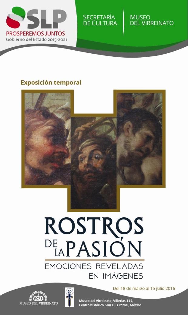 Exposición: Rostros de la Pasión @ Museo del Virreinato