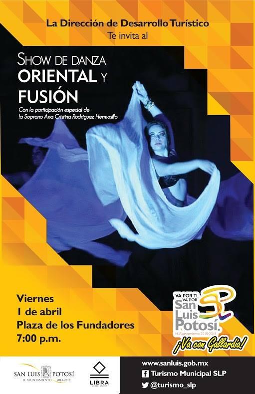 Show de Danza Oriental y Fusion