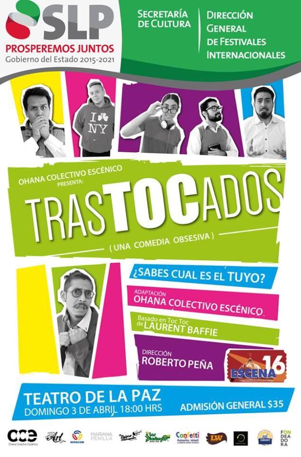 Trastocados @ Teatro de la Paz