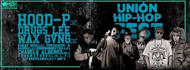 Unión Hip Hop Fest 5 @ Roots | San Luis Potosí | San Luis Potosí | México