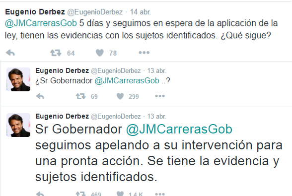 Derbez Carreras
