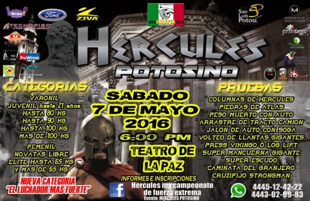 CONVOCATORIA HERCULES CENTRO