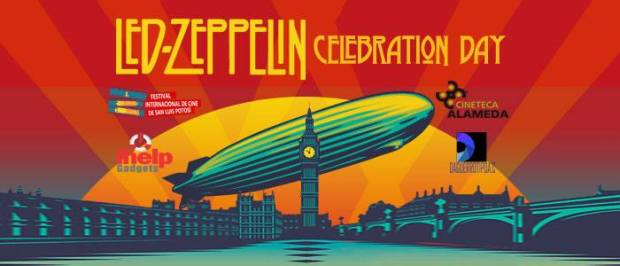 Led Zeppelin: Celebration Day @ Cineteca Alameda