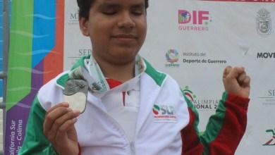 Photo of Selección potosina suma 8 medallas en Paralimpiada Nacional 2016