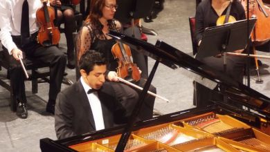 Photo of Voz y Piano en el XVI Aniversario de la OSSLP