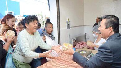 Photo of Ayuntamiento inaugura la primera Tortillería subsidiada de SLP