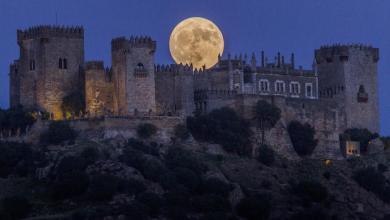 Photo of Galería: La Superluna vista en el mundo;menos en SLP