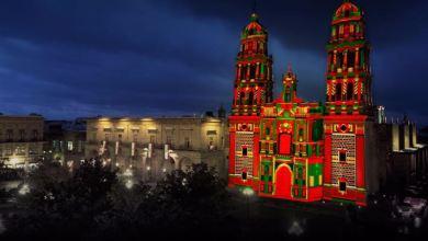 Photo of Fiesta de Luz Navideña 2016 con la obra «Estrella de Navidad»