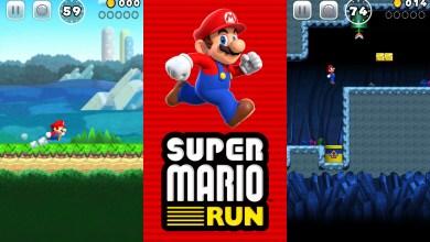 Photo of Super Mario Run supera en descargas a Pokemon GO