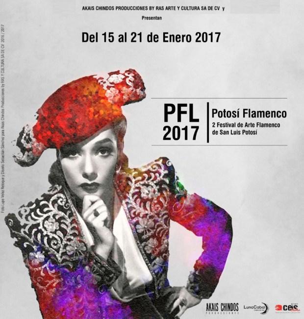 Segundo Festival de Arte Flamenco, Potosí Flamenco 2017 @ Teatro de la Paz