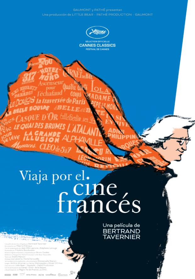 Proyección: Un viaje a través del cine francés @ Cineteca Alameda