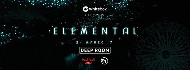 Whitebox presenta: Elemental @ Whitebox | San Luis Potosí | San Luis Potosí | México