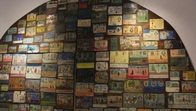Photo of Inauguración de la exposición Gracias, promesas y milagros, exvotos y retablos populares