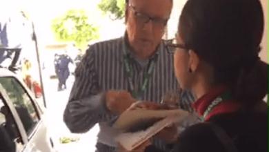 Photo of Video: Personal del IMSS simula embargo para robar en domicilio