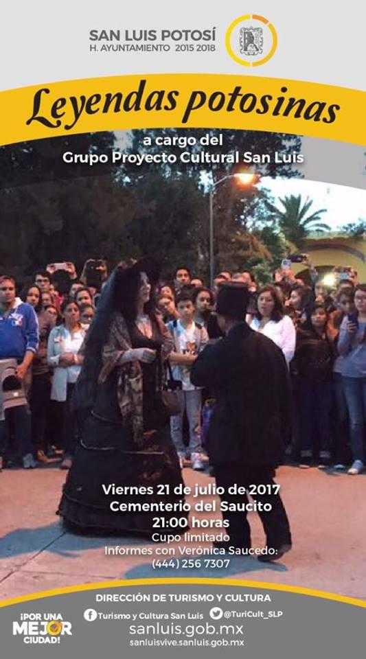 Leyendas Potosinos en el Cementerio del Saucito @ Cementerio del Sucito | San Luis Potosí | San Luis Potosí | México