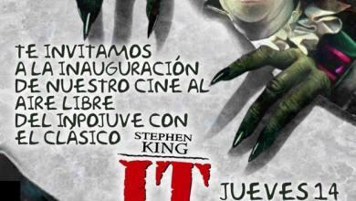 Photo of INPOJUVE proyectará la película «Eso» en cine al aire libre