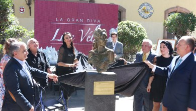 Photo of Rinden homenaje a la actriz potosina Lupe Vélez