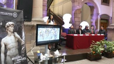 """Photo of Llega la exposición  """"Miguel Ángel Divino"""" al Palacio Municipal"""