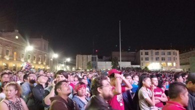 Photo of Cerca de 10 mil personas se reúnen a ver Dragon Ball Super