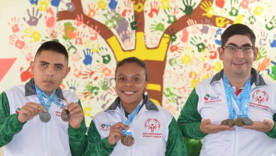 Photo of Potosinos destacan y obtienen medalla en Olimpiadas Especiales