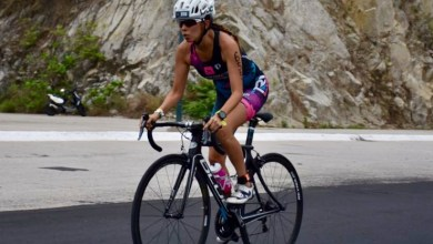 Photo of Potosina Vanessa Cortes clasifica al triatlón en Suiza