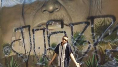 Photo of Muralista potosino responde a graffitero que dañó su obra «Alma Huichol»