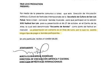 Photo of Gratis, quiere la Secretaría de Cultura que músicos potosinos trabajen para ella