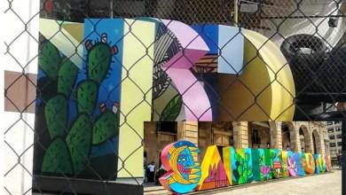 Photo of Letrero de San Luis Potosí guardado; se desconoce la razón