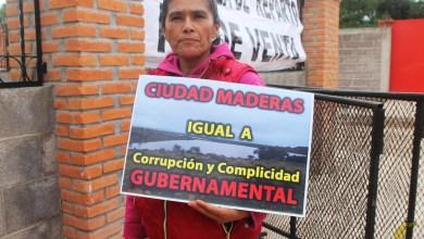Photo of En el ejido de Rodrigo se derrumba Ciudad Maderas / foto: Héctor M Guevara