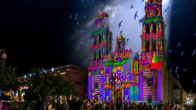 Photo of Realizarán  Fiesta de Luz por Semana Santa 2019 en San Luis Potosí
