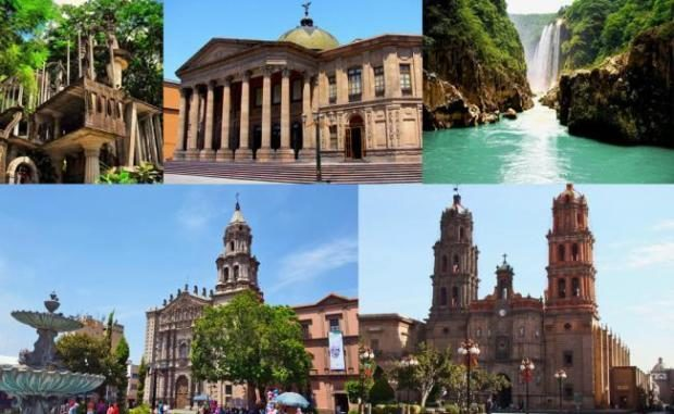 En crecimiento el Turismo en San Luis Potosí