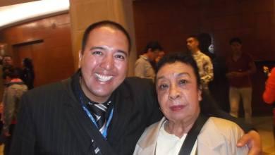Photo of Carmen Alvarado: Vivo para la Danza