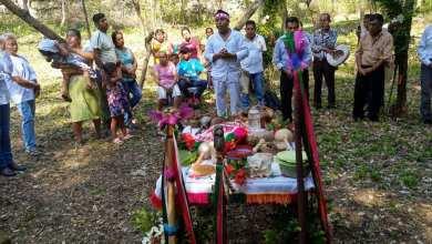 Photo of Realizan ritual Tének para pedir por lluvia y cosechas en la Huasteca