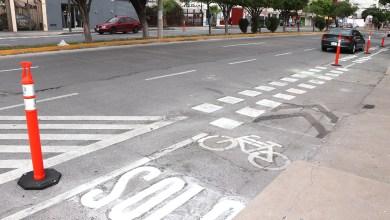 Photo of Con opiniones divididas se inaugura la ciclovía de Himno Nacional