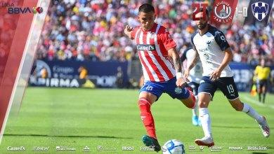 Photo of Atlético San Luis obtiene su primera victoria de la temporada