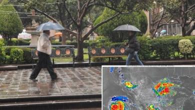 Photo of Fuertes lluvias para San Luis por Ciclón Tropical