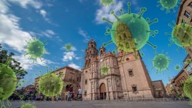 Photo of Se confirma el primer caso de Coronavirus en San Luis Potosí