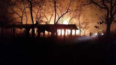 Photo of Se registran varios incendios forestales en la Huasteca Potosina
