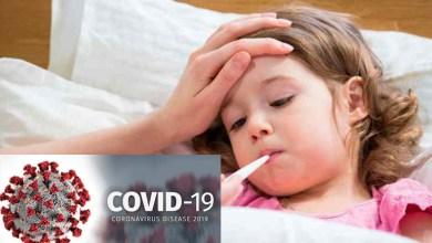 Photo of Dos niños potosinos contraen COVID-19